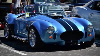 Photograph - Blue Cobra  by Dean Ferreira