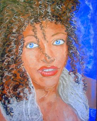 Photograph - Blue Eyes Collection  by Deedee Williams
