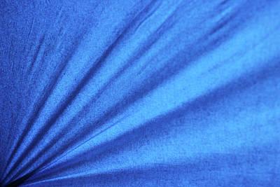 Photograph - Blue Lines by Prakash Ghai