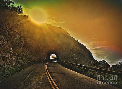 Photograph - Blue Ridge Parkway by Janice Spivey