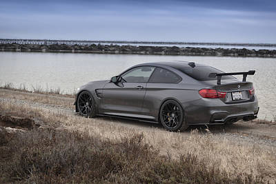 Photograph - Bmw M4 by ItzKirb Photography