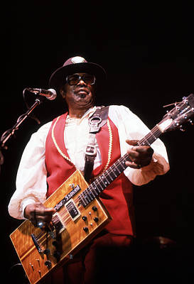 Bo Diddley Art Print