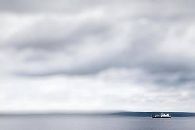 Photograph - Boat #9224 by Andrey Godyaykin