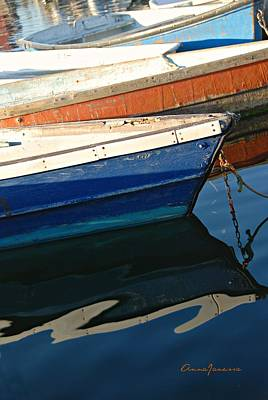 Photograph - Boat Art by AnnaJanessa PhotoArt