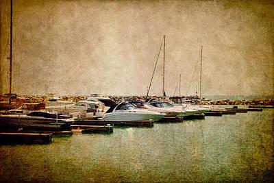 Photograph - Boats by Milena Ilieva