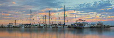 Wild Weather - Boats of the Rockport-Fulton Harbor, Texas 24 by Rob Greebon