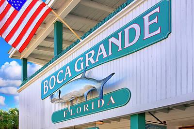 Photograph - Boca Grande Florida by Chris Smith