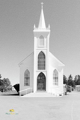 Photograph - Bodega Church by Jim Thompson