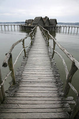Photograph - Bodensee Walkway by Marcus Best