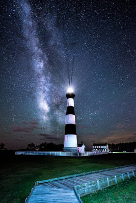 Photograph -  Bodie Light by Jim Bosch