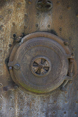Photograph - Boiler Tank by Linda Geiger