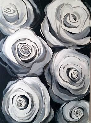 Painting - Bold And Beautiful by Rosie Sherman