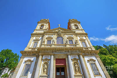 Photograph - Bom Jesus Do Monte by Benny Marty