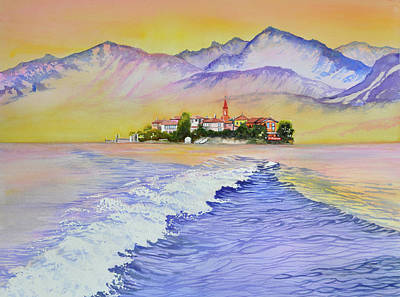 Wall Art - Painting - Bon Voyage by Terry Arroyo Mulrooney