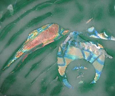 Boneyard Print by Mark Lubich