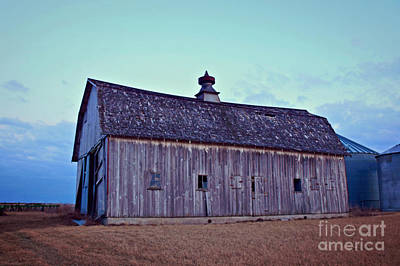 Photograph - Boone Barn by Kathy M Krause
