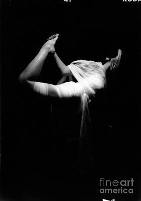 Black And White Bondage Photograph - Bound 1 by Julie-Anna Carlisle