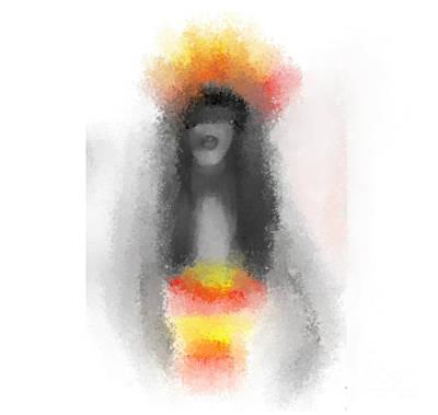 Bound Fear Art Print