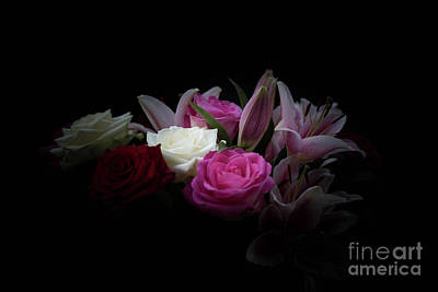 Photograph - Bouquet by Roger Lighterness