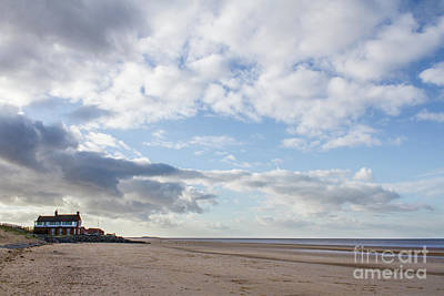 Shore Digital Art - Brancaster Beach by John Edwards