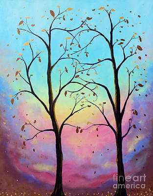 Painting - Branching Out by Stacey Zimmerman