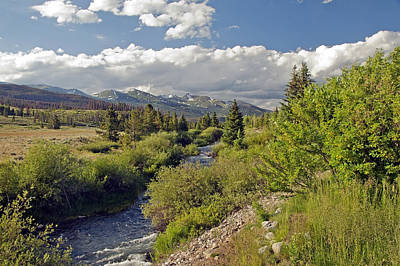 Photograph - Breckenridge Colorado by James Steele
