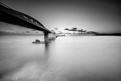 Photograph - Bridge by Okan YILMAZ