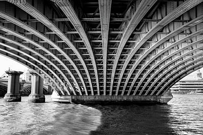 Photograph - Bridge The Gap by Greg Fortier