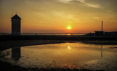 Nature Scene Photograph - Brightlingsea Beach by Martin Newman