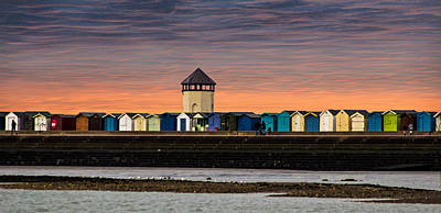 Brightlingsea Essex  Art Print by Martin Newman
