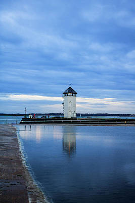Essex Wall Art - Photograph - Brightlingsea by Martin Newman