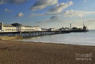 Brighton Pier Photograph - Brighton Pier by Nichola Denny