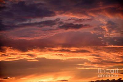 Photograph - Brilliant Sky by Alana Ranney