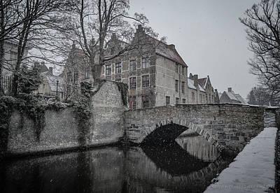 Photograph - Brugge Belgium by Henri Irizarri