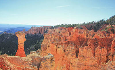 Photograph - Bryce Canyon National Park Four by Jennie Marie Schell