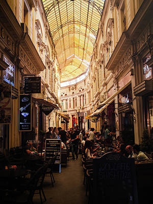 Photograph - Bucharest Old Town by Chris M