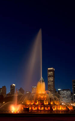 Buckingham Fountain Chicago Original