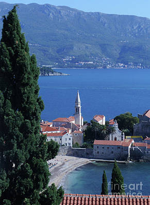 Photograph - Budva - Montenegro by Phil Banks