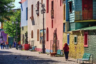 Photograph - Buenos Aires 0035 by Bernardo Galmarini