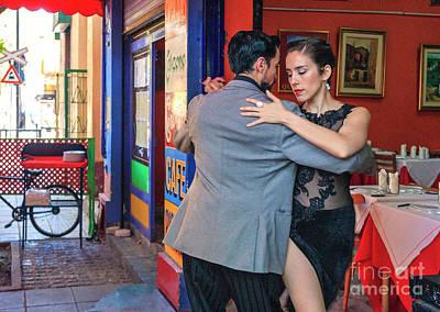 Photograph - Buenos Aires 0040 by Bernardo Galmarini