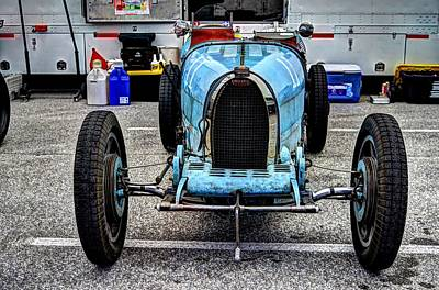 Photograph - Bugatti 1925 by Josh Williams
