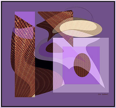 Digital Art - Build  It by Iris Gelbart