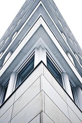 Building Detail Art Print