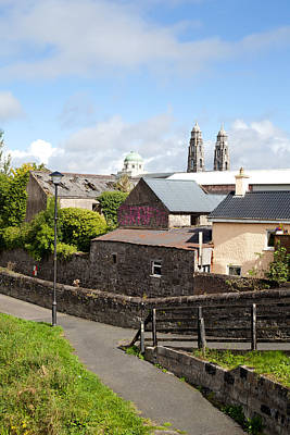 The King Photograph - Buildings In A Town, Mullingar, County by Panoramic Images