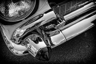 Photograph - Bumper by Marvin Borst