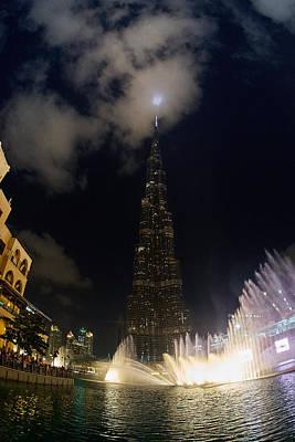Photograph - Burj Khalifa. Dubai by Jouko Lehto