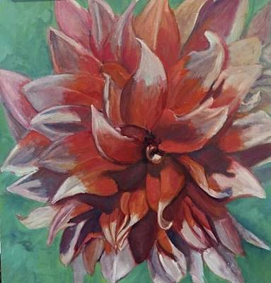 Painting - Burst Of Color by Gloria Smith