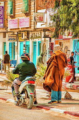 Photograph - Busy Street by Rick Bragan