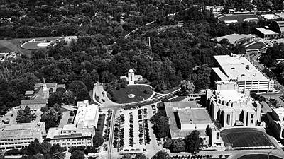 Photograph - Butler University by L O C