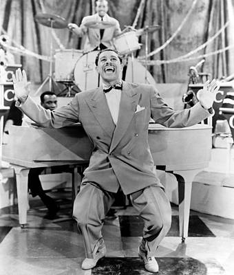 Scat Photograph - Cab Calloway 1907-1994, Flamboyant by Everett